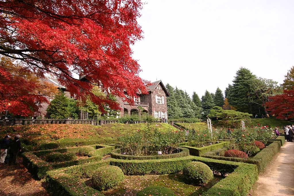 旧古河庭園02